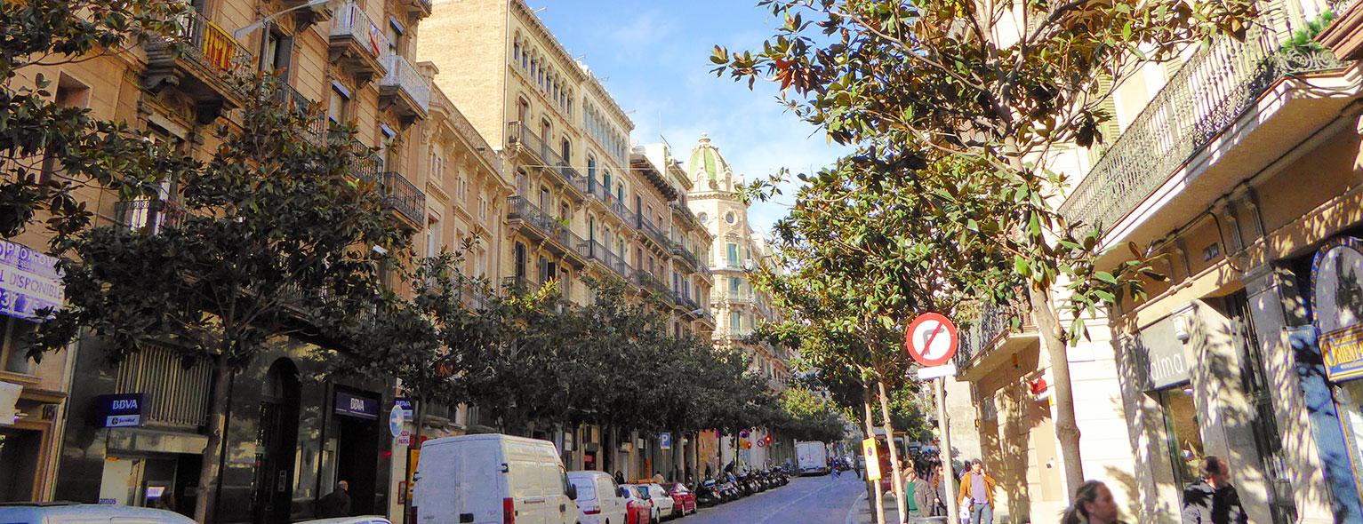Student residence in Barcelona - Residencia de estudiantes ...